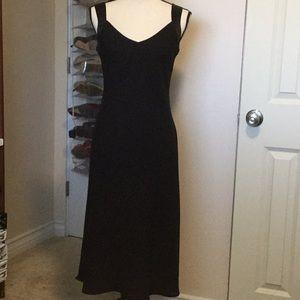 Stunning Black Cocktail Dress